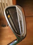 Taylormade rocketbladez tour 4-pw irons f/s | Golf Monthly